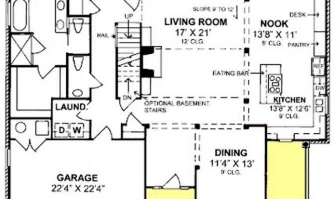 Amazing Handicap Accessible House Plans Danutabois