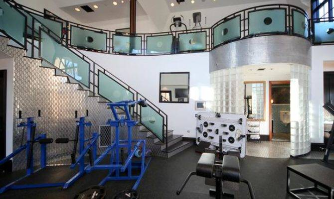 Amazing Home Gyms Your Fitness Daily