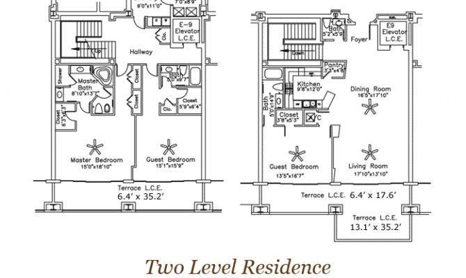 Amazing Key West Floor Plans Architecture