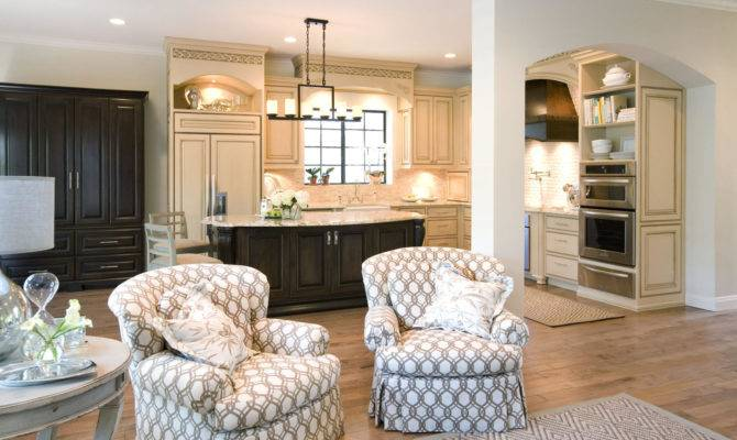Amazing Kitchen Room Large Interior Visualizations Flawless
