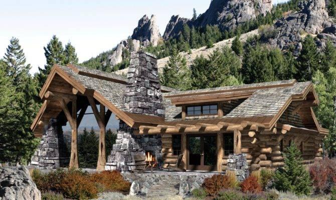 Amazing Log Homes Home Design Garden Architecture