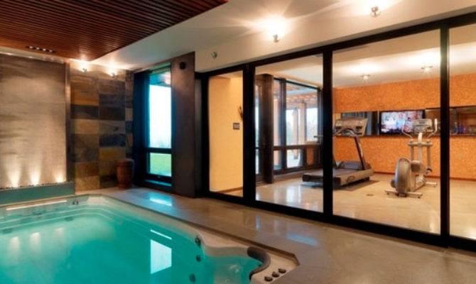 Amazing Luxury Finished Basement Ideas Home