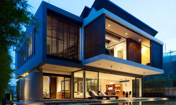 Amazing Modern Architecture Beautiful House Design