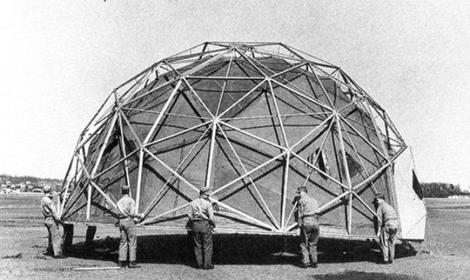 Amazing Modern Geodesic Dome Homes