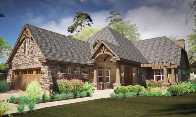 Amazing Mountainside Home Plans Danutabois