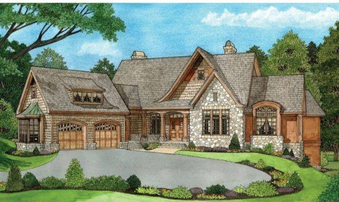 Amazing Ranch House Plans Walkout Basement Danutabois