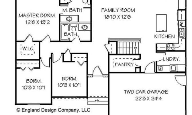 Amazing Small Ranch House Plans Floor