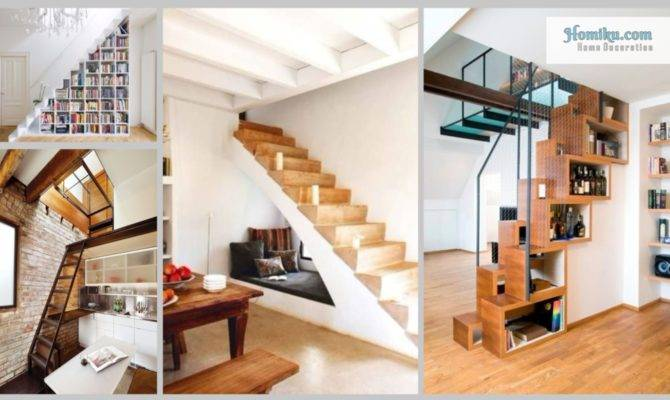 Amazing Space Saving Staircase Ideas Your Tiny Home