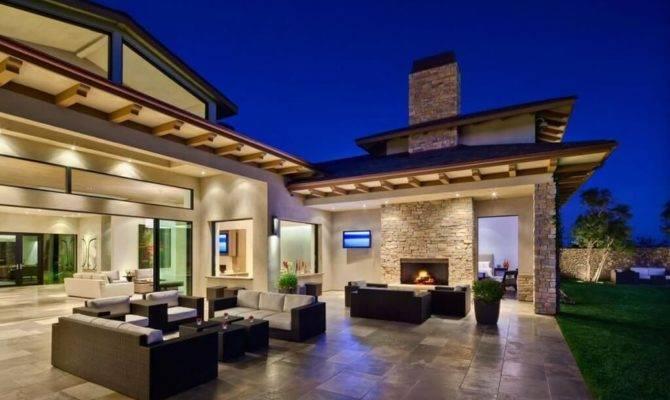 Amazing Spanish Style House Plans Interior Courtyard