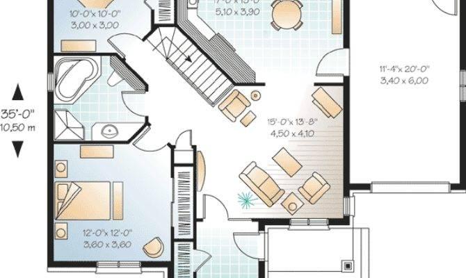 Amazing Starter Home Plans Bedroom