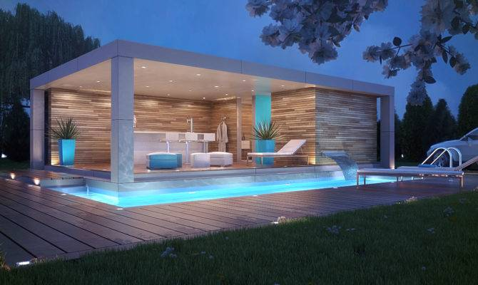 Amazing Swimming Pool Designs Grey Home