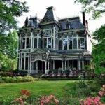 Amazing Victorian Dream Homes Porches Pinterest
