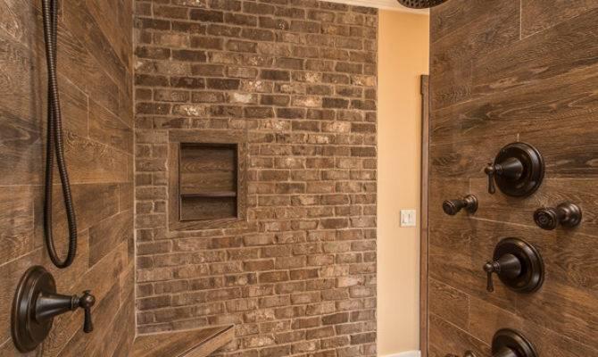 Amazing Walk Shower Design Ideas