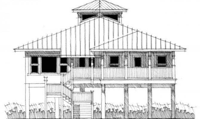 Amazingplans House Plan Sea Grass Beach