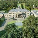 Ambitious Home Seen Here Cgi Visualisation Windlesham House