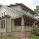 American Architecture Elements Craftsman Style Columns