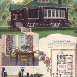 American Bungalow Floor Plans Craftsman