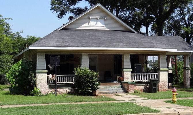 American Bungalow Style House Talladega Alabama