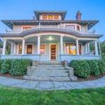 American Foursquare Interior Design Photos Homes