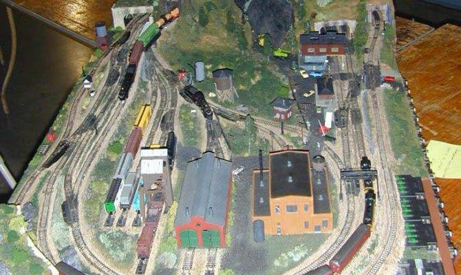 American Gauge Layouts Lionel Trains Scale