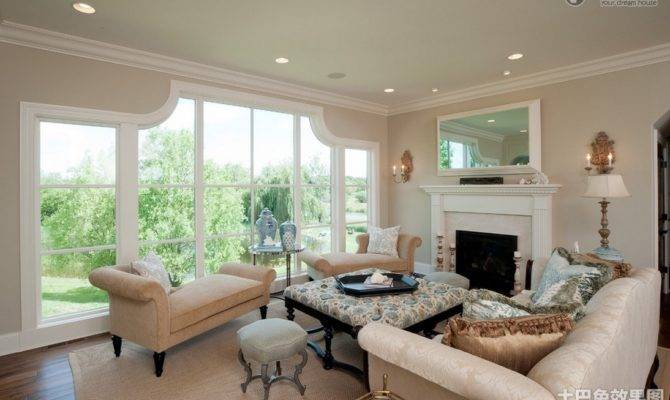American Living Room Design Facemasre