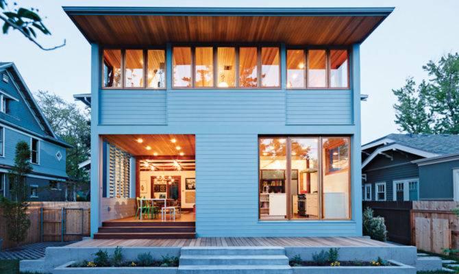 American Modern House Design Home Designs