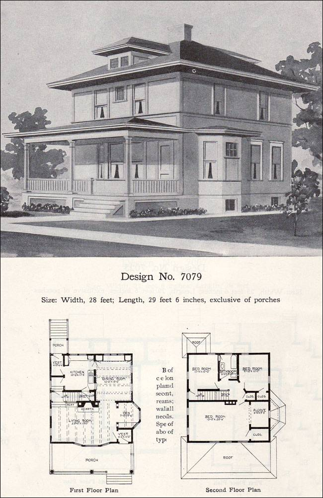 17 Four Square House Plans Ideas That Optimize Space And Style House Plans