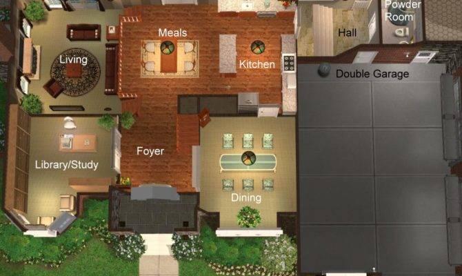 American Style House Pool Imgkid