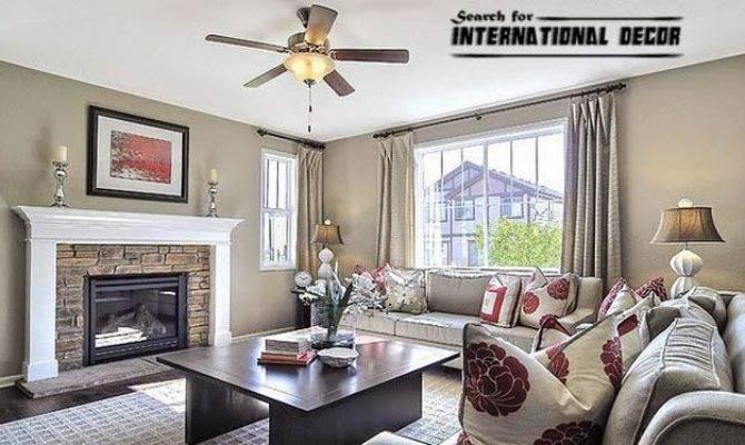 American Style Interior Design Houses