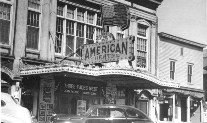 American Theater Main Street Cherokee