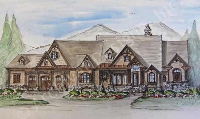 Amicalola Cottage House Plan Luxury Plans