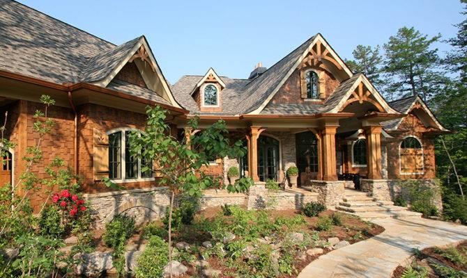 Amicalola Cottage House Plan Mountain Plans Designer