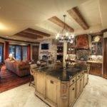 Amundsen Kitchen Hearth Room Traditional