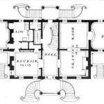 Ancient Chinese House Floor Plan First