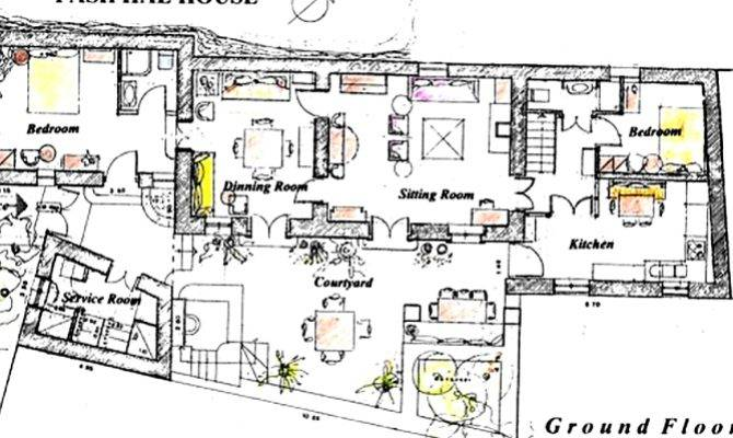 Ancient Greek House Layout Dorovinis Country Houses