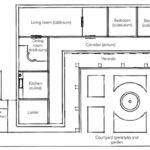 Ancient Roman Domus Floor Plan Villa Floorplan