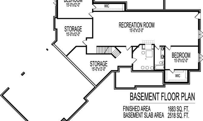 Angled House Plans Garage