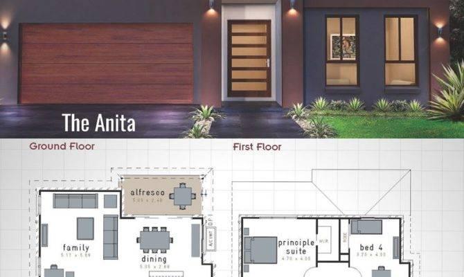 Anita Double Storey House Design