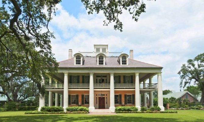 18 Genius Southern Plantation Mansion House Plans