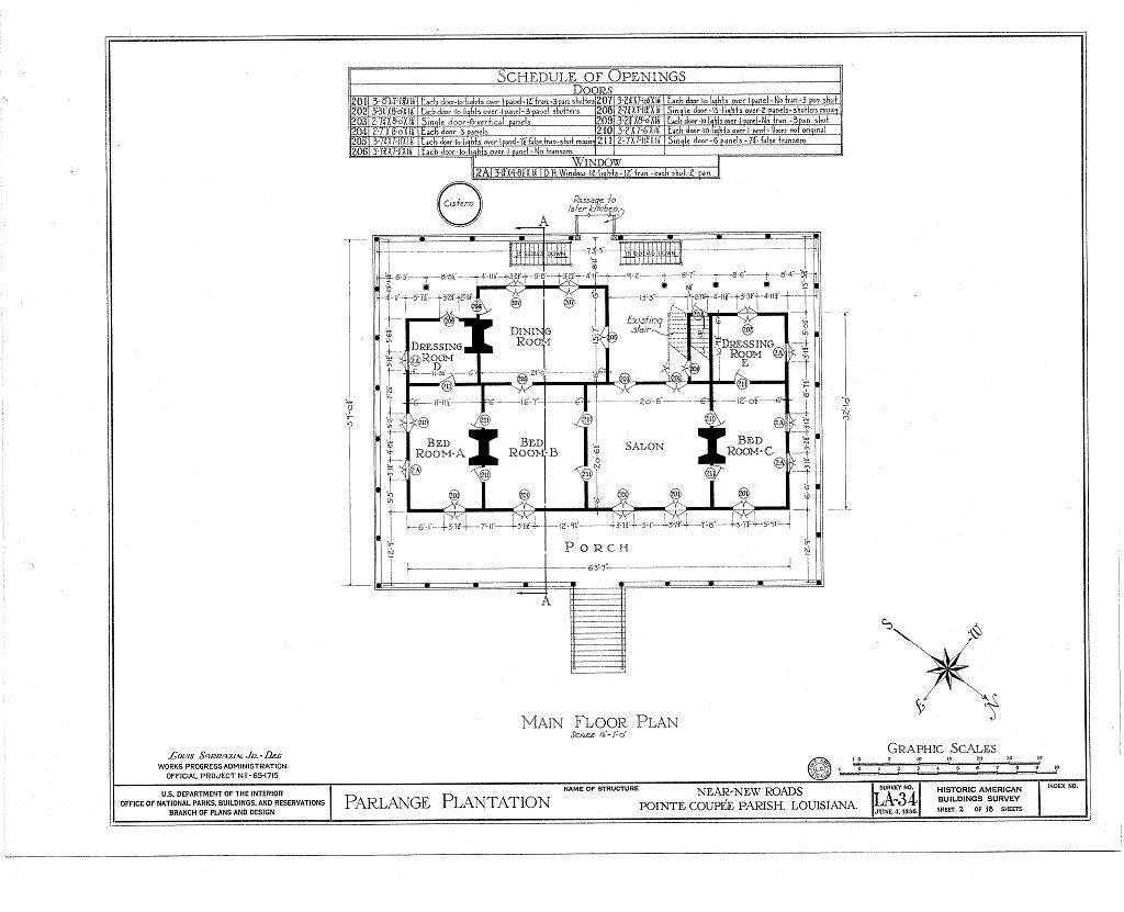 Antebellum House Floor Plans House Plans 113485