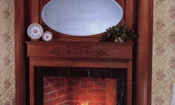 Antique Fireplace Mantel Design Interior Exterior Homie