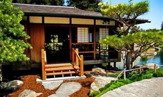 Antique Japanese Home Design Decor Furniture