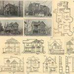 Antique Victorian Houses Architect House Floor Plans Diy Home