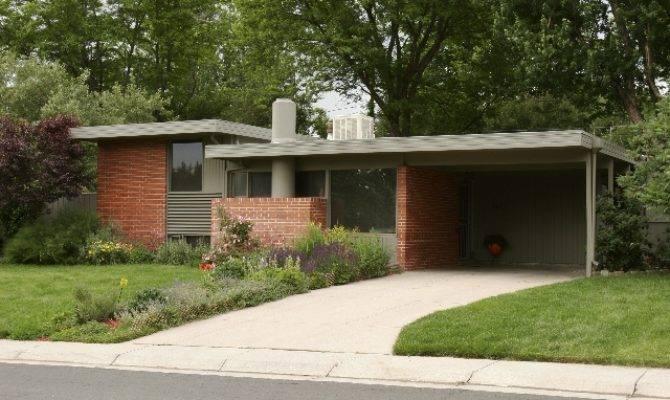 Any Midcentury Ranch House Neighborhoods Burbs