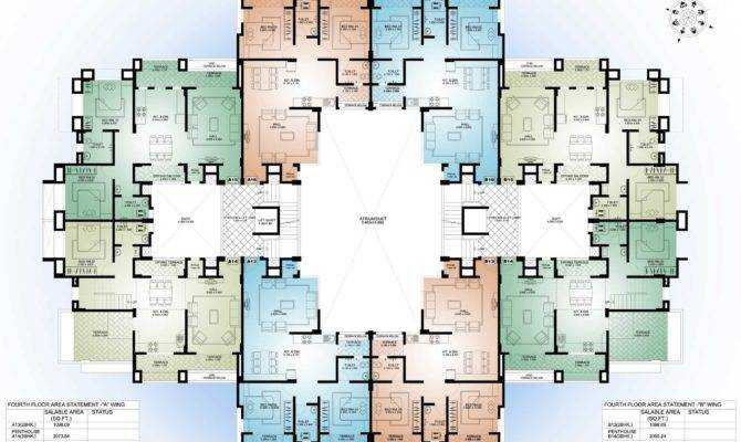 Apartment Building Floor Plans Layout Simple Clipgoo