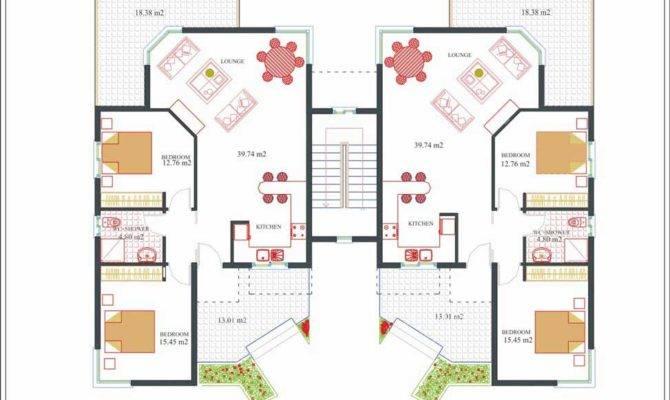 Apartment Design Blueprint Home