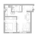 Apartment Design Blueprint Home
