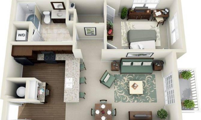 Apartment Floor Plan Plans