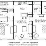 Apartment Floor Plans Amelia Place Apartments