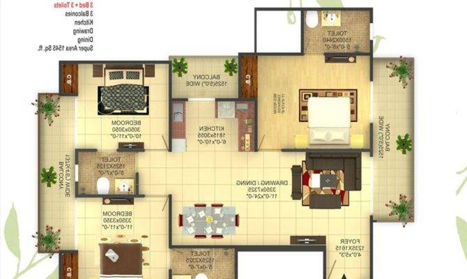 Apartment Large Garage Apartement Floor Plans